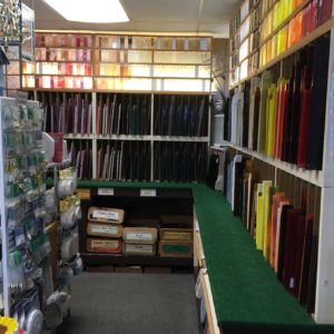 Over 800 colors and textures of Glass in stock!