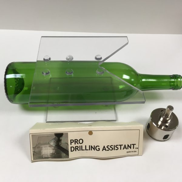 Pro Bottle Drilling Assistant