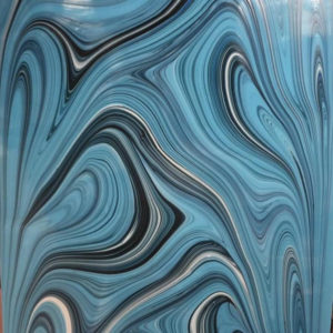 Spectrum Fusers Reserve Blue Glass Sheet