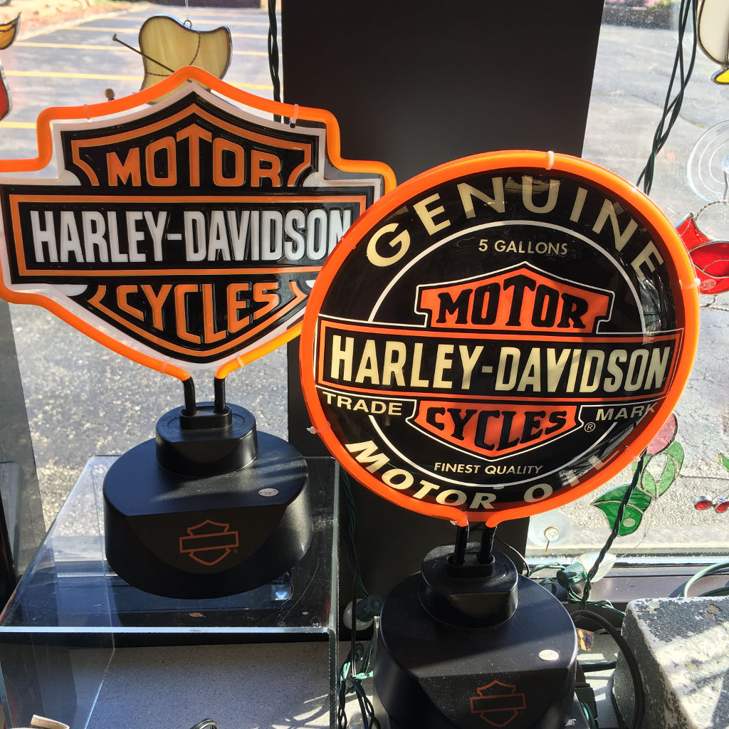 Harley Davidson Gifts Glass House Store