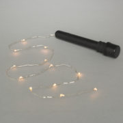 Wine Bottle Cork LED Light String Kit