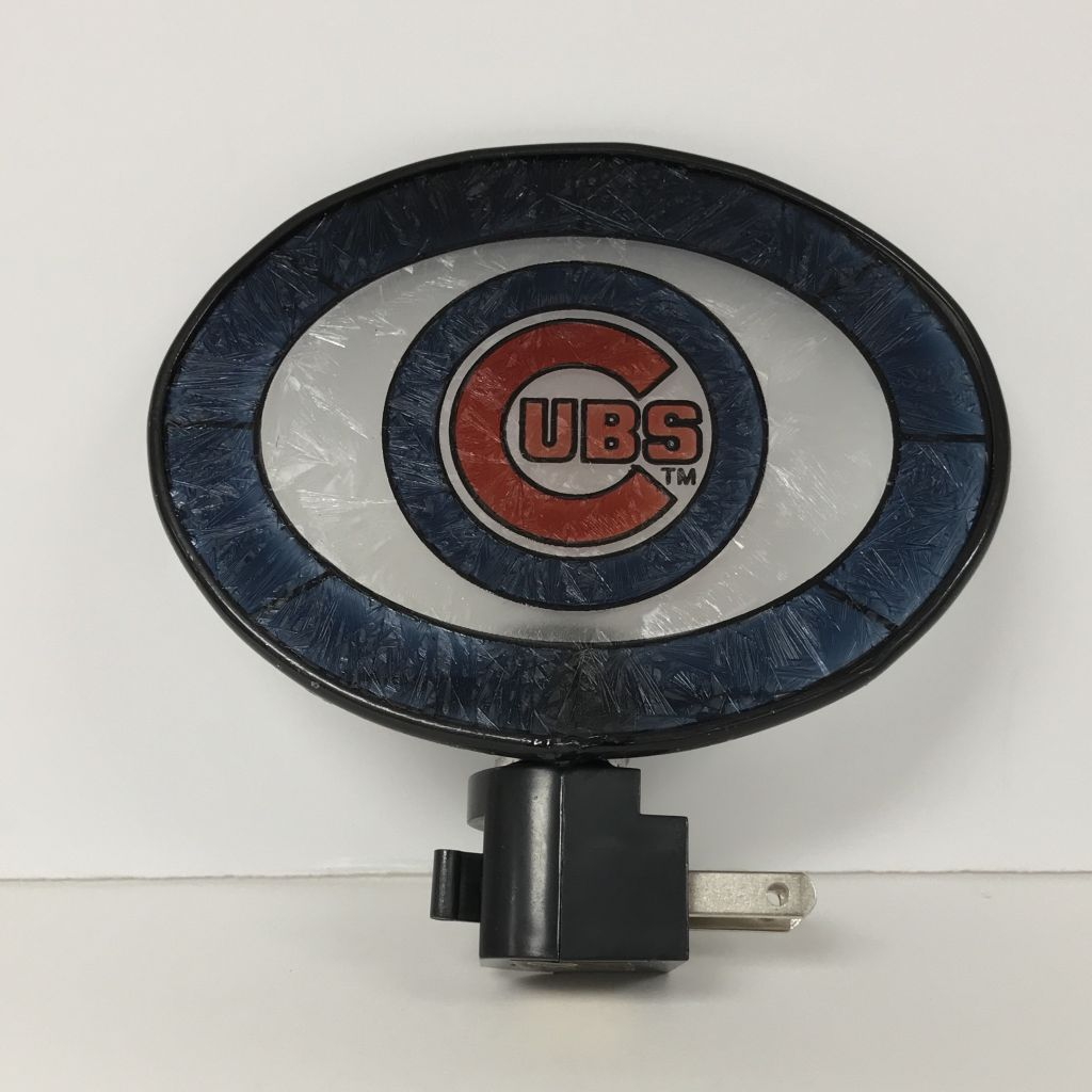 Cubs Night Light